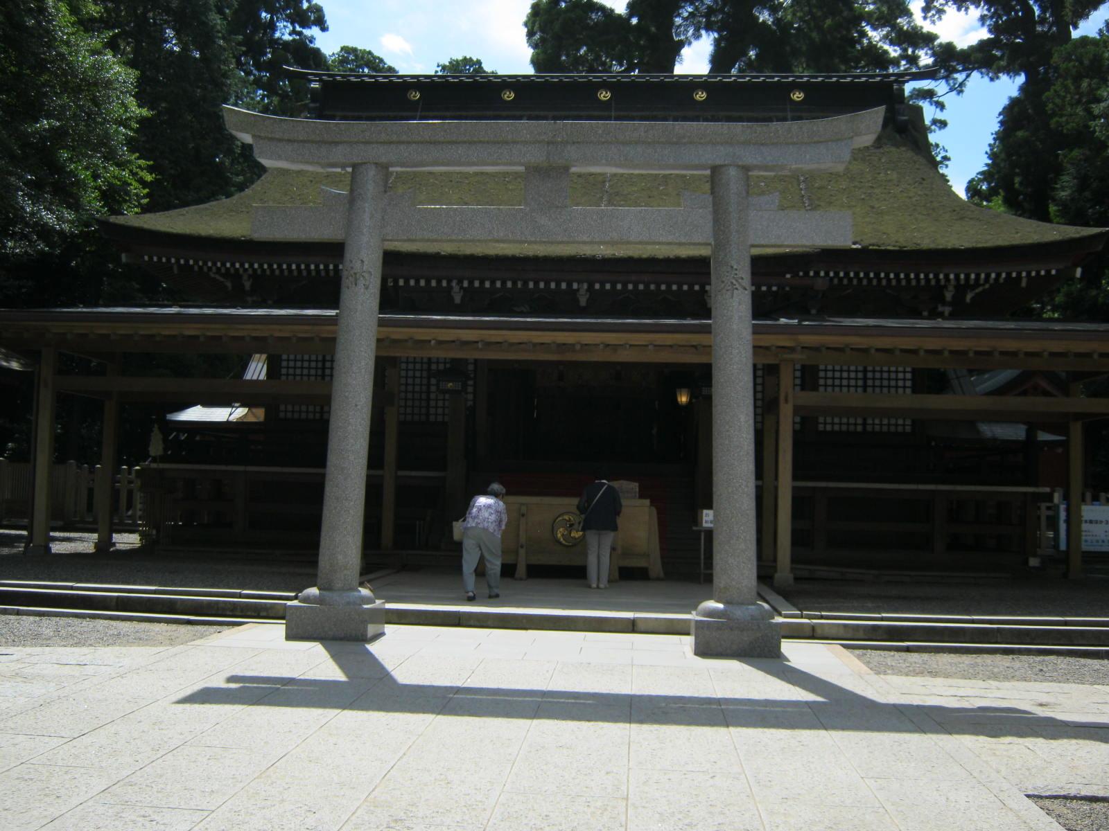 kashimajingu