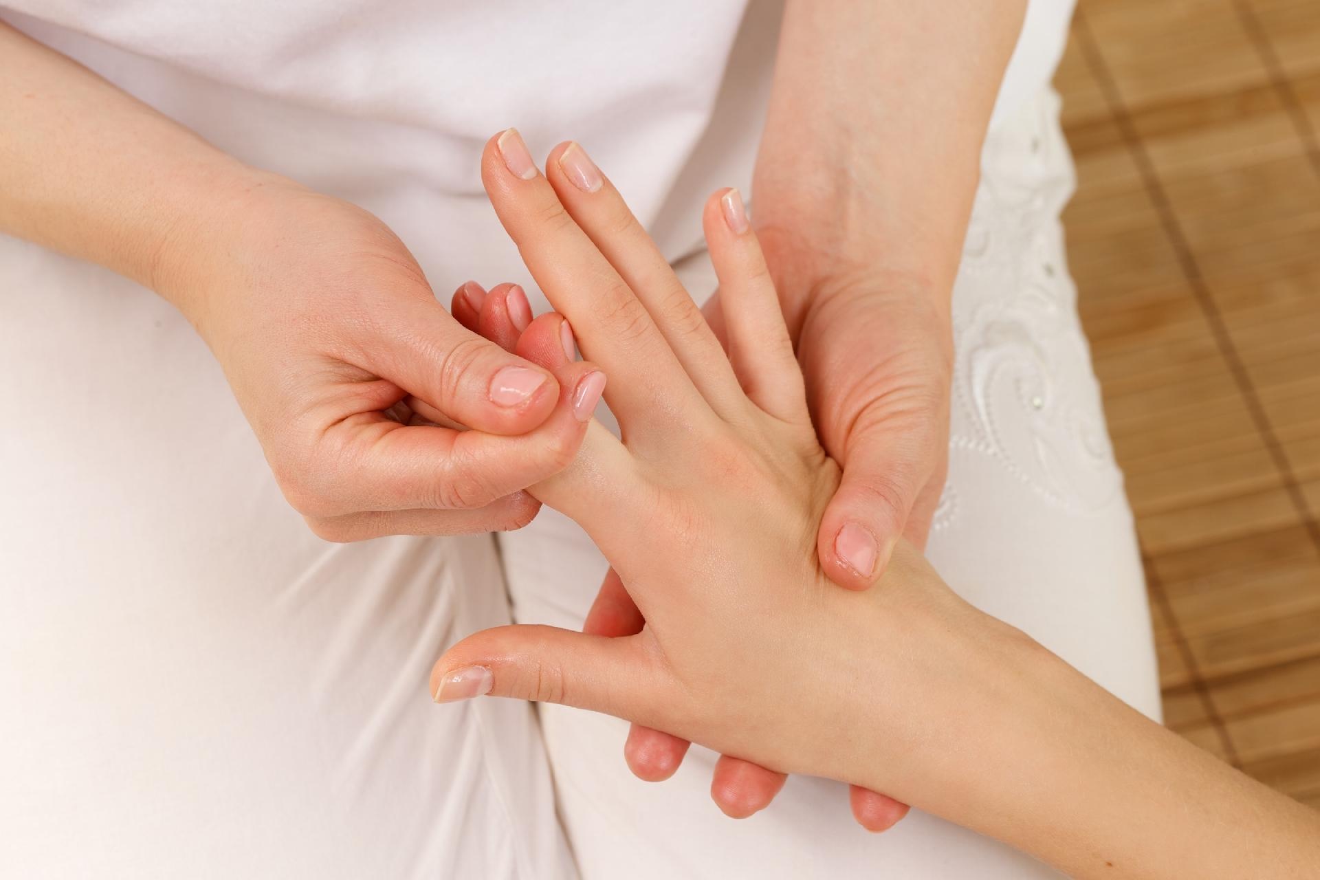 hand-massarge